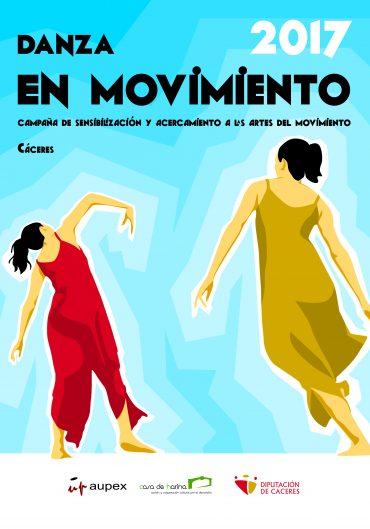 La campaña Danza en movimiento 2017 comienza en Sierra de Fuentes y Torremocha