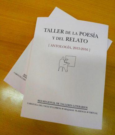 PUBLICACIÓN DE LA ANTOLOGÍA 2015-2016
