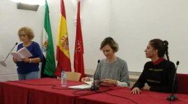 Presentación Antología 2015-2016 en Miajadas
