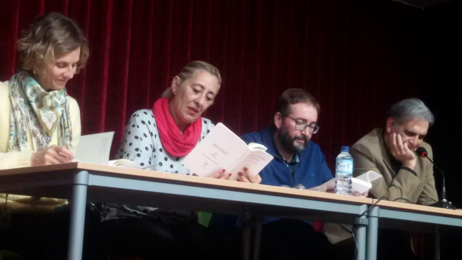 Presentación Antología 2015-2016 en Cabezuela del Valle