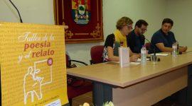 Presentación de la Antología 2015-2016 en Llerena