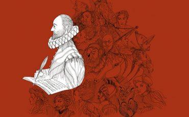 16 personajes que maravillan… y Miguel de Cervantes