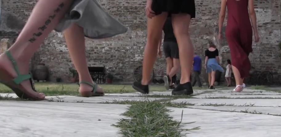 Olivenza en danza   video-danza